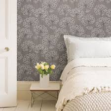 Best Peel And Stick Wallpaper by Nuwallpaper Angelica Peel U0026 Stick Wallpaper Grey Wallpaper
