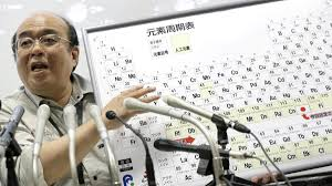 who developed modern periodic table hello nihonium scientists name 4 new elements on the periodic