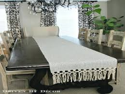 extra wide table runners how wide should a table runner be burlap table runner wide long