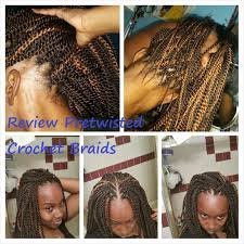 how to pretwist hair freetress pretwisted small senegelse twists review youtube