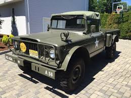 kaiser willys jeep 1969 kaiser military vehicles for sale
