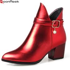 online buy wholesale red women boots from china red women boots