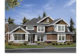 corner house plans side entry garage for corner lot hwbdo55303 craftsman from