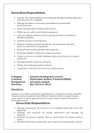 bills receivable resume professional resumes example online