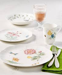 lenox dinnerware butterfly meadow collection dinnerware