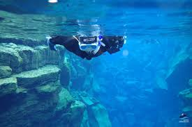 jeep snorkel underwater horse riding snorkeling in iceland day tour arctic adventures