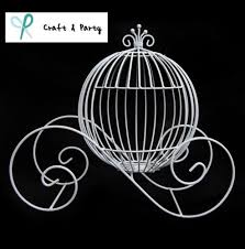 carriage centerpiece wire cinderella pumpkin carriage centerpiece for weddings events