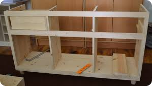 Build Kitchen Cabinet Kitchen Base Cabinet Plans Free Cabinet Building Plans How