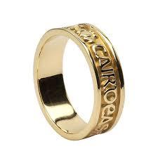 celtic wedding ring loyalty friendship wedding ring