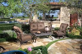 aluminum patio chairs and alu mont santa barbara cushions a