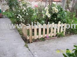decorative garden fence the gardens