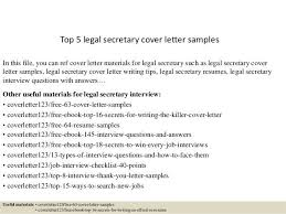 attorney cover letters best attorney cover letter examples