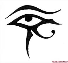 black horus eye tattoo design tattoo viewer com