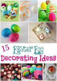 Easter Decorating Ideas 2015 by Unconventional Easter Egg Decorating Ideas
