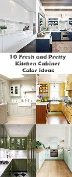 kitchen maid cabinet colors 10 fresh and pretty kitchen cabinet color ideas kitchens spaces
