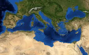 Map Of The Mediterranean The Mediterranean Migration Crisis Foreign Policy Journal
