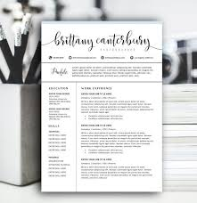 Modern Resume Templates 741 Best Resume Images On Pinterest Resume Tips Resume Cv And