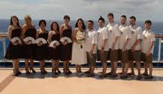 cruise ship weddings cruiseship wedding wedding at sea
