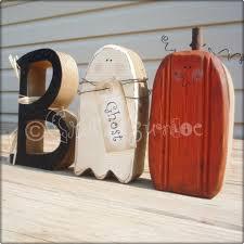 wood boo letters halloween pinterest pumpkins halloween