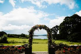 wedding arch northern ireland international wedding photographer tahnee and bernardo honey
