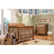 Turning Crib Into Toddler Bed by Davinci Kalani 4 In 1 Convertible Crib Ebony Black Walmart Com