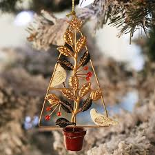 turtle dove tree decorations uk exclusive home alone