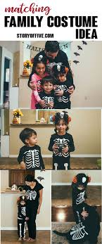 matching family costume ideas best parenting tips