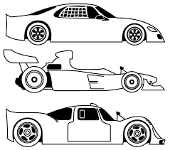 race car coloring free u0026 printable coloring