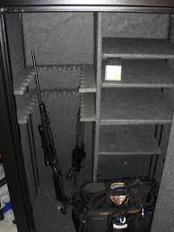 stack on gun cabinet upgrades steel retrofit kit gun safe upgrades youtube stack on cabinet