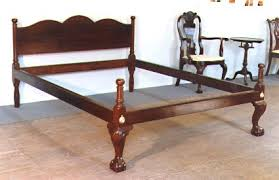 Bed Frame Foot Size Bed