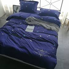 Blue Bed Set Online Get Cheap Whale Bed Sheets Aliexpress Com Alibaba Group
