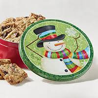 where can i buy cookie tins winter cookies buy cookies in winter themed tins