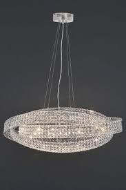 Oval Pendant Light Buy Venetian 10 Light Oval Pendant From The Next Uk Shop