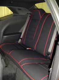 2010 dodge challenger car cover dodge challenger piping seat covers rear seats okole