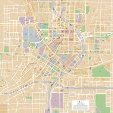 Atlanta Street Map Atlanta Maps Georgia U S Maps Of Atlanta