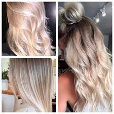 pics of platnium an brown hair styles platinum blonde ombre i love your hair pinterest platinum