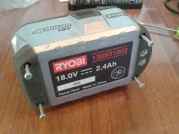 cell re balance of ryobi one 18v li ion battery 130501002 ifixit