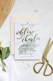 Blank Wedding Invitation Card Stock 87 Best Printable Wedding Stationery Images On Pinterest Wedding