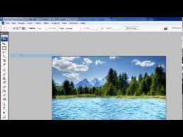 tutorial photoshop cs3 videos how to give reflection effect in photoshop cs3 tamil video