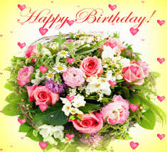 flowers birthday birthday flowers with hearts free flowers ecards greeting