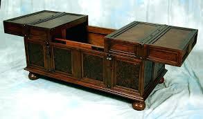 vintage metal trunk storage box largestorage chests and trunks uk