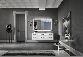 interior design deco bathroom black white grey hd wallpaper