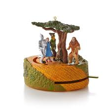 22 best wizard of oz hallmark ornaments images on