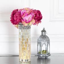 Beaded Vases Vases Shop The Best Deals For Nov 2017 Overstock Com