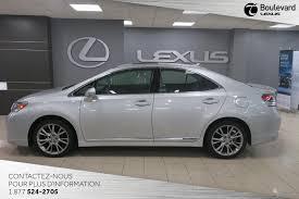 lexus sedan 2010 boulevard lexus concessionnaire lexus à québec et lévis