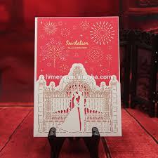 Cheap Wedding Invitations And Response Cards Castle Design Wedding Invitation Castle Design Wedding Invitation
