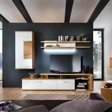 Wohnzimmerschrank Folieren Wohnwand Weiss Hochglanz Möbilia De