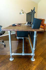Diy Cheap Desk Desk Diy Best Industrial Pipe Desk Ideas On Pipe Desk Desk Top And