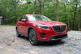 mazda brand new cars 2016 mazda cx 5 grand touring gas mileage review of small suv
