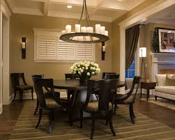 dining room table decor interior design